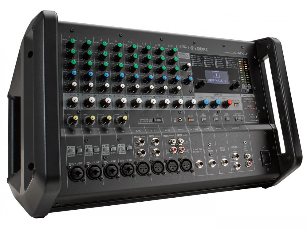 Yamaha Emx For Sale