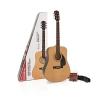 Fender FA-115 Drednought Natural Pack, akustische Gitarre, Starterset