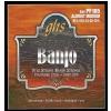 GHS Professional struny do banjo, 5-str. Loop End, Stainless Steel, Almost Medium, .0105-.020