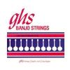 GHS Tenor - Banjo String Set, 4-String, Loop End, Tenor, Phosphor Bronze, Light, .009-.028