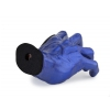 GuitarGrip Male Hand Blue Metallic R