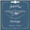 Aquila Sugar Ukulele String Set, Concert, low G (wound)