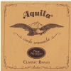 Aquila New Nylgut Banjo String Set,  DBGDG 5 string, medium tension