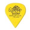 Dunlop 412P Tortex Sharp Plektrum