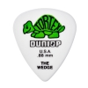 Dunlop 424R Tortex Wedge  Plektrum