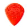 Dunlop Nylon Max Grip Jazz III Picks, Player′s Pack, 1.38 mm