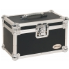 Rockcase RC-23220-B Flight Case - for 10 Microphones, incl. Accessory Compartment, futerał na mikrofony i akcesoria