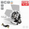 Flash Pro LED PAR 64 250W 2w1 COB White 2200-5200K Short + Barndoor MK2