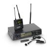LD Systems WIN 42 BPW bezprzewodowy system mikrofonowy z nadajnikiem Bodypack i mikrofonem do instrumentów dętych