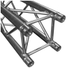 DuraTruss DT 34/4-200 straight element konstrukcji aluminiowej 200cm - rura ze ścianką 4mm