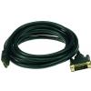 Klotz kabel HDMI / DVI-D 2m