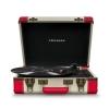 CROSLEY CR6019D-RE Executive gramofon walizkowy, czerwony