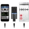 IK Multimedia iRig Mic Studio Black mikrofon pojemnościowy, współpracujący z urządzeniami iOS oraz Android