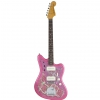 Fender Japan Traditional ′60s Jazzmaster Pink Paisley E-Gitarre