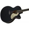 Gretsch G5022CBFE Rancher Falcon Jumbo Cutaway Acoustic/Electric, Fishman Pickup System, Black acoustic guitar