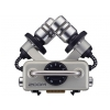 ZooM XYH-5 shock mount stereo microphone capsule