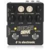 TC electronic SpectraDrive bass guitar preamp