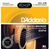 D′Addario EXP 14 Saiten für akustische Gitarre