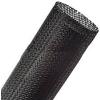 TECHFLEX GT-04 oplot poliestrowy gęsto tkany, czarny śr. 4mm