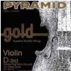 Pyramid 108103 D Gold Saite für Violinen