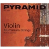 Pyramid 100101 Steel E Saite für Violinen