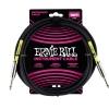 Ernie Ball 6048 Instrumentenkabel 3,05 m, Schwarz</b>