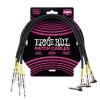 Ernie Ball 6076 guitar patch cable, 0.46m