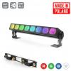 Flash Pro LED Washer 8x30W RGBW 4w1 COB 8 sekcji SHORT MK2 - ledbar - belka led