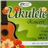 Gor Strings UK3-T Titan - Saitensatz für Konzert Ukulele