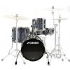 Sonor SSE 10 Safari Set WM Black Galaxy Sparkle drum kit