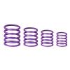 Gravity RP 5555 PPL 1 uniwersalny zestaw pierścieni Gravity, żywy fiolet