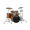 Yamaha SBP0F5-HA7 Stage Custom Birch Fusion zestaw perkusyjny z hardwarem (kolor: Honey Amber)