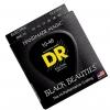 DR BKE-10 Black Beauties Extra Life Saiten für E-Gitarre