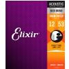 Elixir 11052 NW 80/20 Bronze Saiten für akustische Gitarre