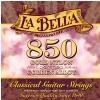 LaBella 850 Concert Saitensatz für klassische Gitarre
