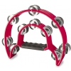 Stagg TAB-1RD Cutaway tambourine, red