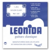 Savarez 530 Leonida Saitensatz für klassische Gitarre