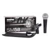 Shure SM 58 SE dynamisches Mikrofon