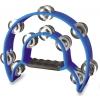 Stagg TAB-1BL Cutaway tambourine (blue)