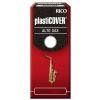 Rico Plasticover 1.5 alto saxophone reed