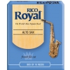 Rico Royal 2.5 alto saxophone reed