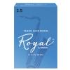 Rico Royal 2.5 Blatt für Tenorsaxophon