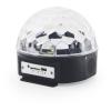 Flash LED Magic Ball MP3 Full RGBWYP efekt świetlny - półkula