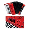 Roland FR 1 x Red akordeon cyfrowy