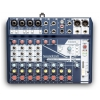 Soundcraft Notepad 12FX Analog Mixing Console with USB I/O and Lexicon Effects