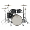 Drum Workshop Design Shell Set  (Black Mate) zestaw perkusyjny