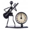 GEWA-980706 statuette with clock
