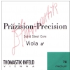 Thomastik (637806) Prazision struna do altówki - stal pełny rdzeń - D miękka - 72w