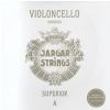 Jargar (638890) struna do wiolonczeli - A ′′Superior′′ - Dolce