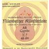 Nurnberger (645452) struna do chordofonu smyczkowego - A - Menzura 37cm